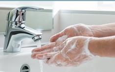 Gel hydroalcoolique ou savon