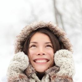 Une santé au top, même en plein hiver