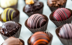 Petits chocolats maison
