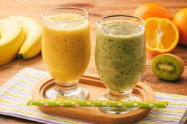 SMOOTHIE : Le plein de vitamine C
